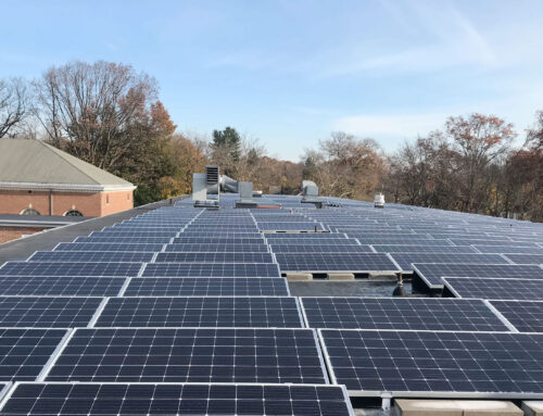 Solar Panels for New Jersey's Schools